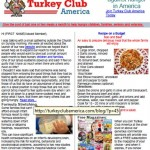 Turkey Club News